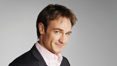 Nominated ... Josh Lawson.