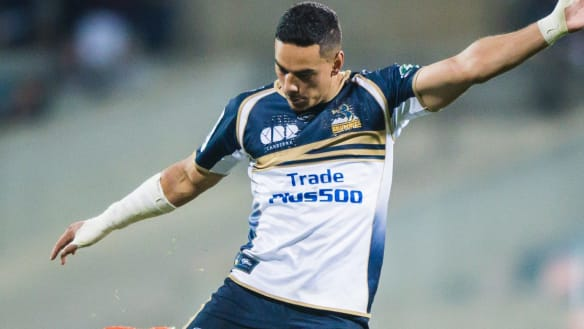 Christian Lealiifano and Wharenui Hawera are having a tough season off the boot