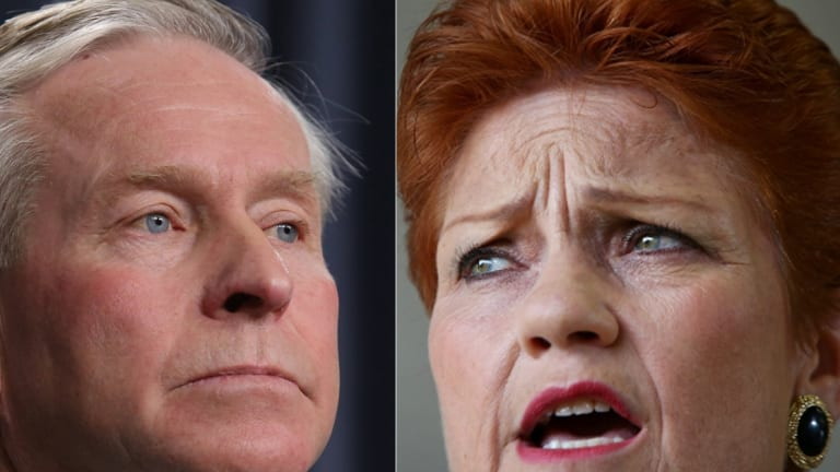 Premier Colin Barnett's deal with One Nation in Western Australia is realpolitik with counterintuitive benefits.