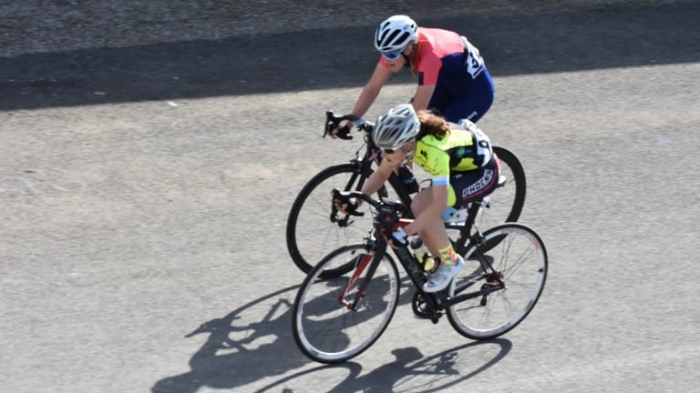 Phoenix Cycling Collective youngster Lauren Thomas is making her National Road Series debut.
