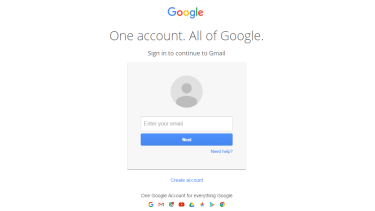 A Google account gives users personalised access to Gmail, Google Maps, YouTube, Google Drive, Chrome and more.