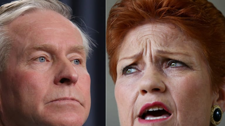 The Barnett government will give first preferences to One Nation ahead of its long-term coalition partners the Nationals.