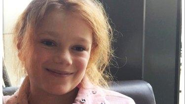 Phelicity Sneesby,13, of Ballina, who has a congenital heart defect.