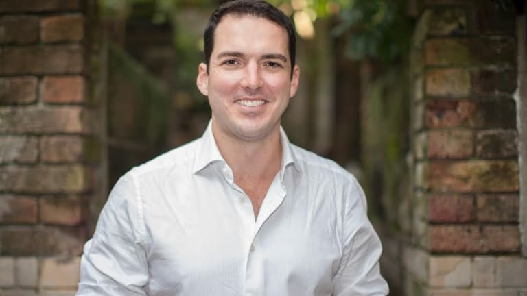 Channel Nine reporter Peter Stefanovic - from the Legislative Assembly to Gaza.