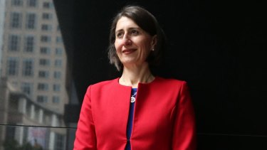"""""""We want to help create a critical mass of ... professionals with the practical skills required to thrive as an entrepreneur"""": NSW Treasurer Gladys Berejiklian."""
