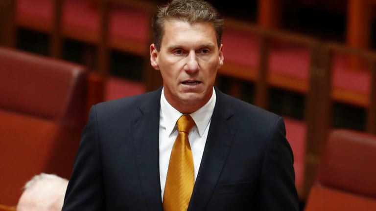 Senator Cory Bernardi says Parliament should be suspended until the citizenship crisis can be resolved.