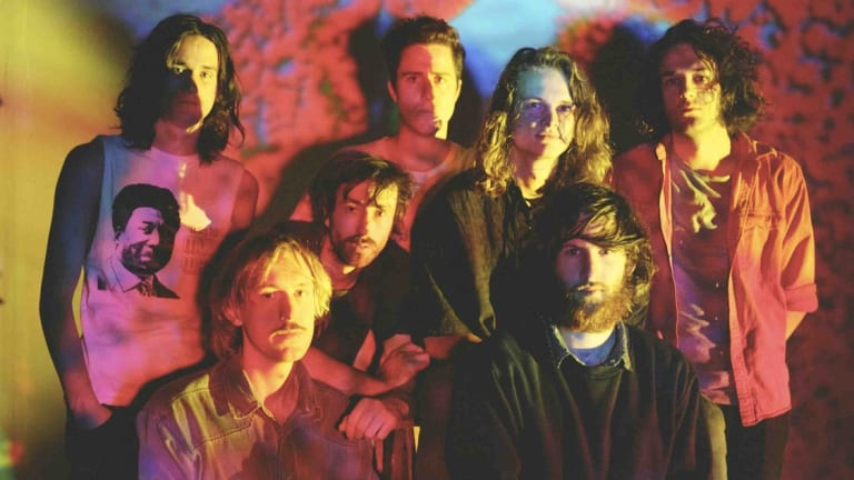The mind-bending King Gizzard and the Lizard Wizard will take you on a fabulous trip during their live show.