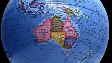 Some 37 per cent of Australians believe we should protect ourselves from the world, the survey found.