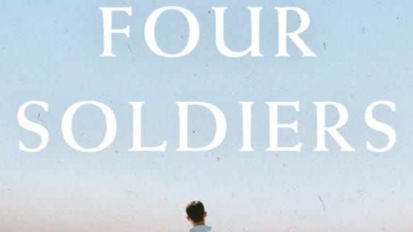 Four Soldiers review: Hubert Mingarelli's extraordinary novella about war