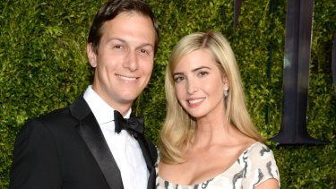 Ivanka Trump and Jared Kushner live in DC's most exclusive area, Kalorama.