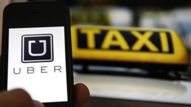 The taxi industry claims Uber has an unfair advantage.