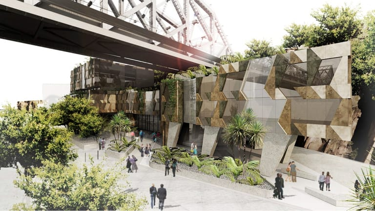 Art Series will run the new boutique hotel at Howard Smith Wharves, beneath the Story Bridge.