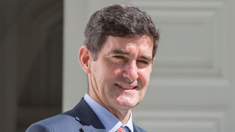 Queensland Speaker Peter Wellington is in no rush to hear the government's thoughts on a bill of rights.