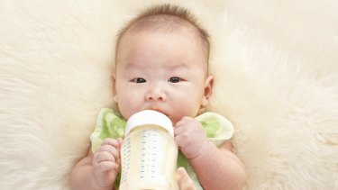 Foreign companies selling baby formula online to the Chinese market will need a new product registration