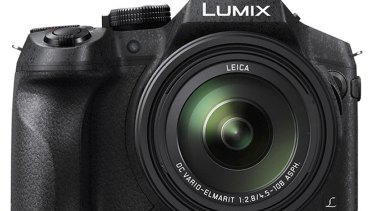 The Panasonic FZ300 camera delivers phenomenal video.