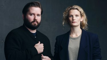 Kip Williams and Elizabeth Gadsby were initially dubious about staging Benjamin Britten's The Rape of Lucretia.
