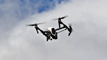 Drug ring allegedly used drone against police before $30