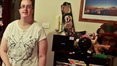 Angela sought help for hoarding and it changed her life.