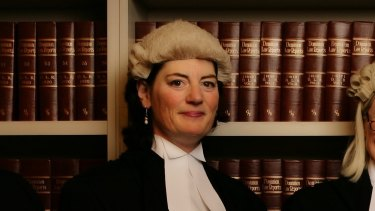 Australian Bar Association president Fiona McLeod SC has experience in human rights issues.
