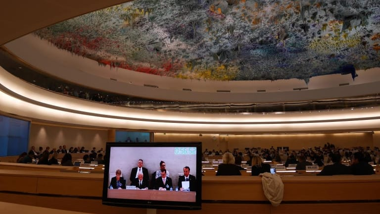More than 100 countries gave recommendations on how Australia should improve its human rights record.