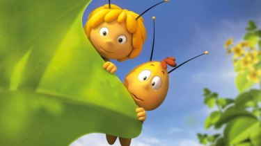 Netflix has pulled an episode of kids' cartoon Maya the Bee in the US following an obscenity complaint.