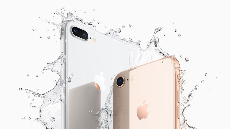 The iPhone 8 Plus and smaller iPhone 8 are worthy upgrades.