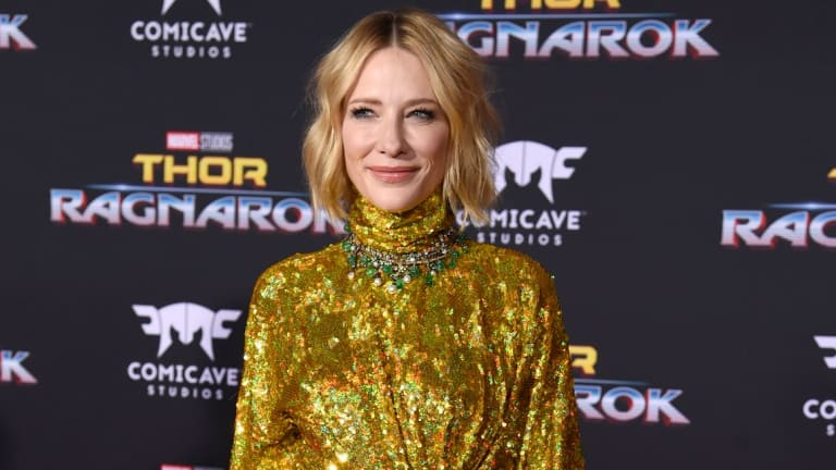 Cate Blanchett is among the stars who've contributed over $US13 million to the group's Legal Defense Fund to support victims of harassment and abuse.