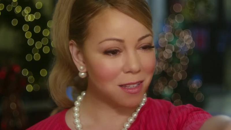 A Christmas Melody.Mariah Carey S Cringe Worthy Hallmark Movie A Christmas