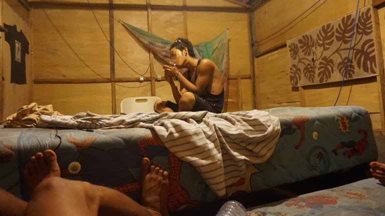 Trawangan's drug culture has bred jealously, greed and mistrust among locals.