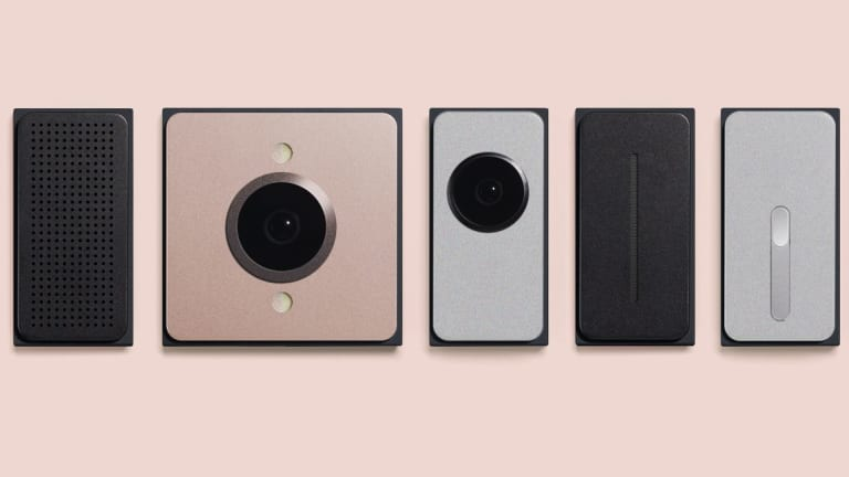 Fancy cameras? High-res speakers? The sky's the limit.