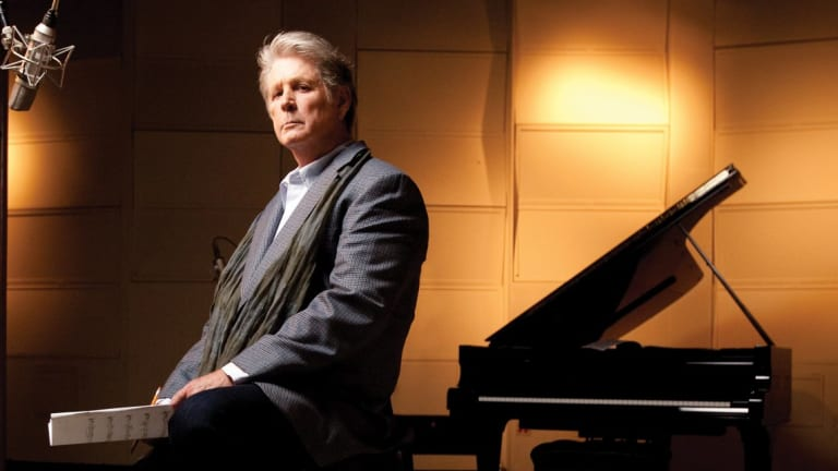 Brian Wilson's album Pet Sounds has inspired musicians the world over for decades.