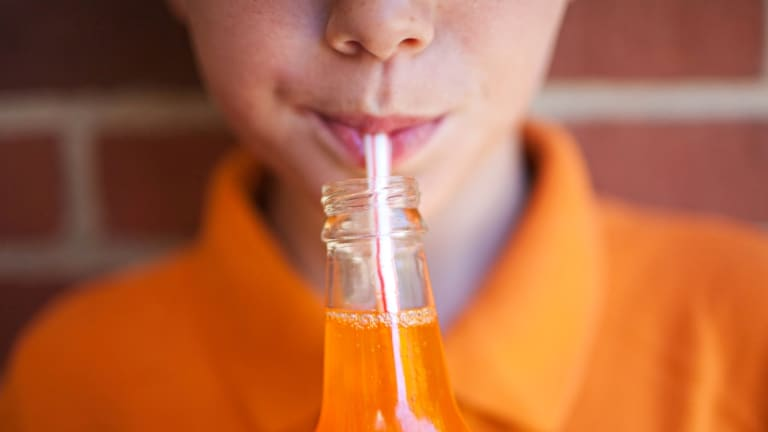 Removing sugary drinks from healthcare faculties is a bid to tackle Australia's obesity problem.