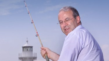 Not going fishing: former fisheries minister Eddie Obeid.