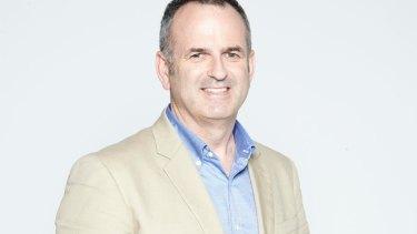 Best & Less chief executive Rodney Orrock.