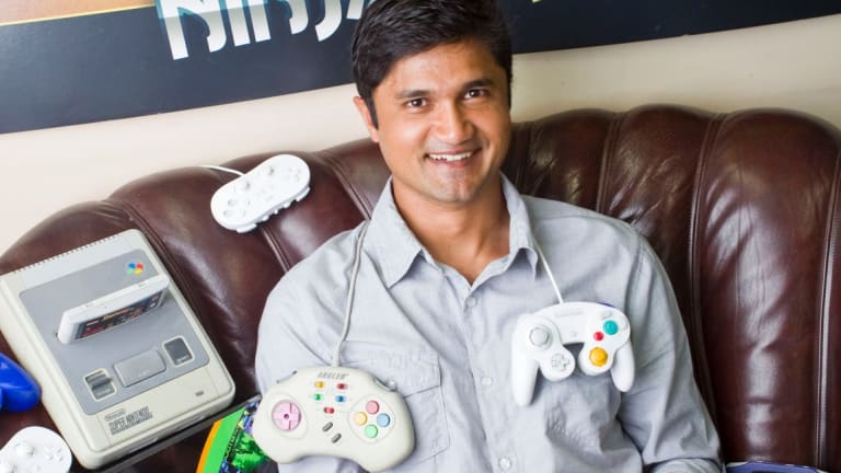 Halfbrick chief executive Shainiel Deo's company has made Queensland's Business Leaders Hall of Fame.