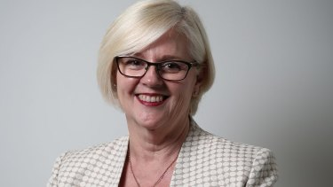 Assistant Science Minister Karen Andrews is in line for promotion.