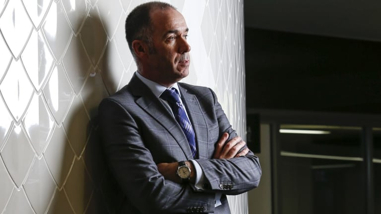 NAB chief executive Andrew Thorburn didn't have much choice after years of troubles in its British business.