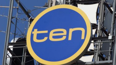 Ten shares are hammered after another big writedown.