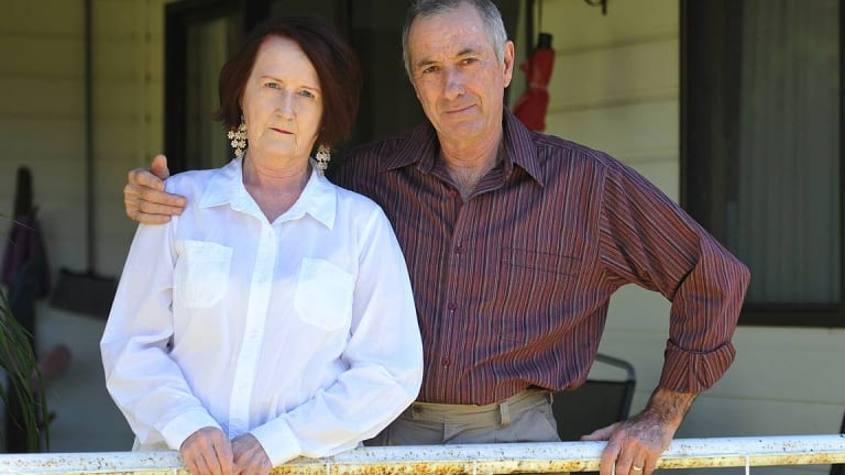 Marie and Bruce Cowling, whose two adults sons require 24-hour care.