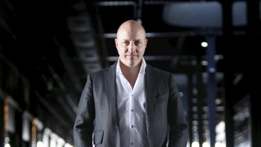 Matt Barrie, the head of Freelancer.com, is one of Australia's most successful entrepreneurs.