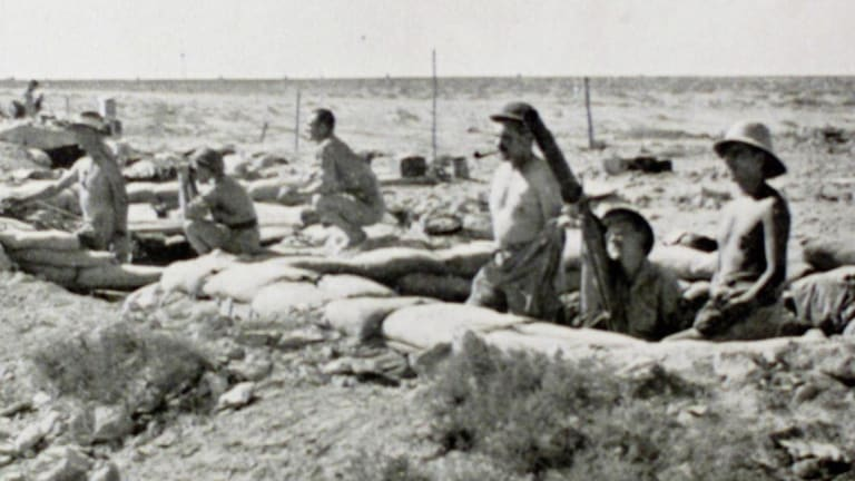 Rats of Tobruk: Phil Noyce is to direct a new film based on his father's war diary.
