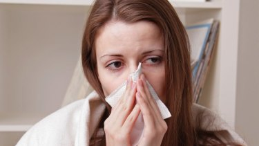 Flu cases hit an all-time high in August.