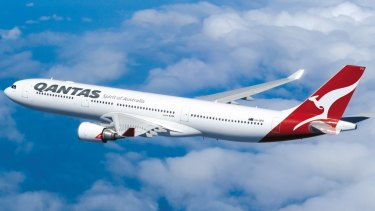 Qantas will fly Airbus A330-200 aircraft on the Beijing-Sydney route.