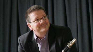 ANAM artistic director and clarinettist Paul Dean.