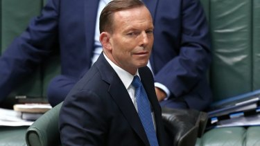 There are rising tensions between ministers in the Abbott government, and in the PM's office.
