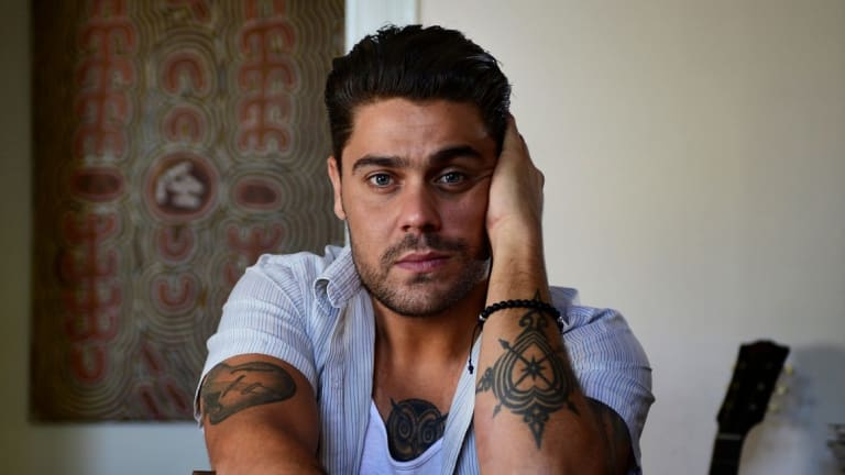Dan Sultan is doing two shows at The Street Theatre.