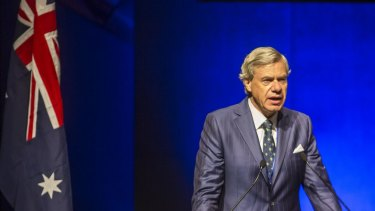 State Liberal president, Michael Kroger, has been outspoken in his criticism of the BCA.