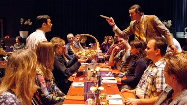 The 2014 season of Faulty Towers The Dining Experience at the Sydney Opera House. Tickets for last month's Opera House season cost up to $195.