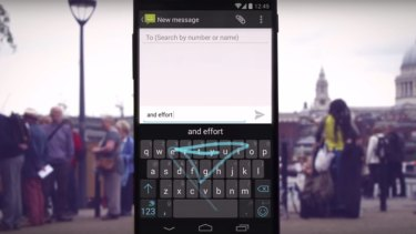 Samsung phones come prebuilt with SwiftKey keyboard technology, but standalone SwiftKey apps, available on Android and iOS devices, are not related to the security issue.