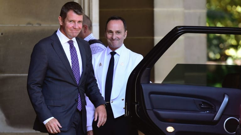 "Former premier Mike Baird said he had ""zero tolerance"" for corruption, then announced his intention to cut funding to the ICAC."